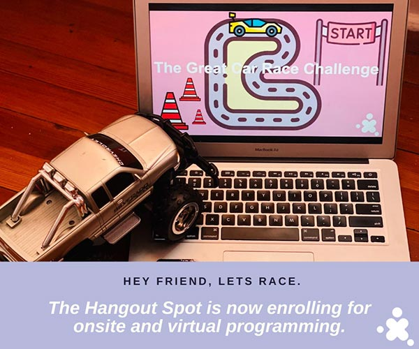 The Great Car Race Challenge